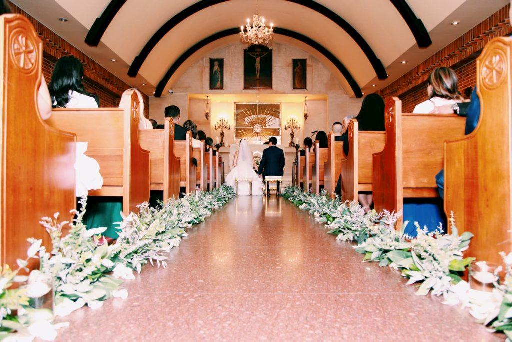 Ceremonia religiosa, católica, cristiana, civil